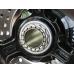 Rear Axle Nut Lock Pin Set Black for Ducati