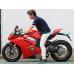 Lowdown link plate for Ducati