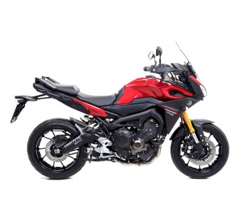 Giannelli X-PRO Fullsystem Black Silencer Yamaha MT-09\ Tracer 2013-2016