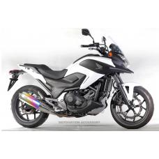 HONDA NC700/ NC750X/S 2012-2015 MX ANO TITANIUM SLIP-ON
