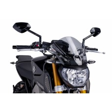 YAMAHA MT-09 2013-16 SPORTS NAKED NEW GENERATION WINDSCREEN