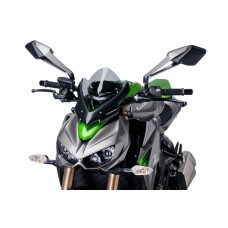 KAWASAKI Z1000 2014-16 SPORTS NAKED NEW GENERATION WINDSCREEN