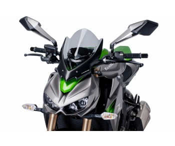 KAWASAKI Z1000 2014-16 TOURING NAKED NEW GENERATION WINDSCREEN