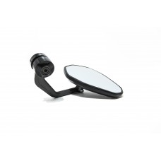 Street Handlebar end mirror UNI - Black